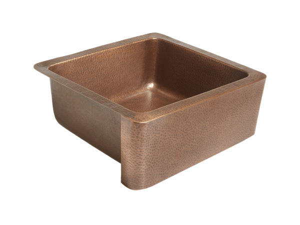 Monet Copper Farmhouse Sink
