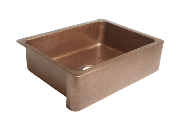 Courbet Farmhouse Apron Copper Sink