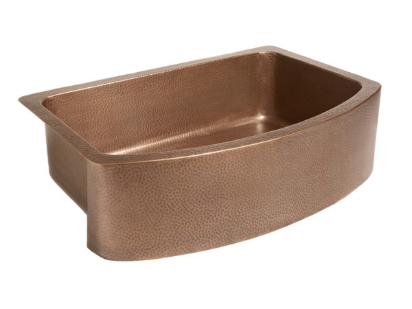 Ernst Farmhouse Copper Sink