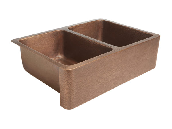 Rockwell Farmhouse Copper Sink
