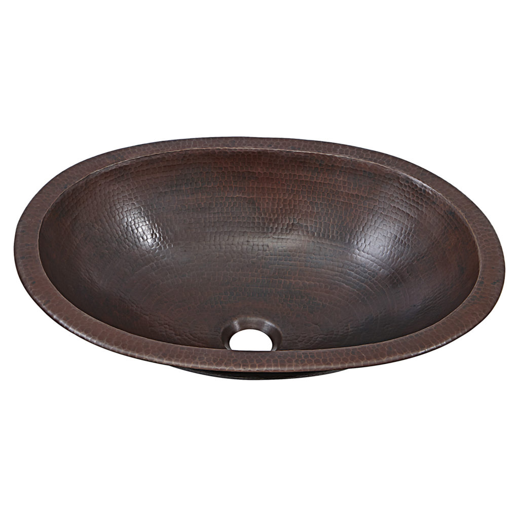 Wallance drop in copper sink sinkology - Copper drop in kitchen sink ...