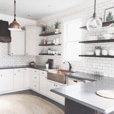 2-Adams-Copper-Sink-in-White-Kitchen