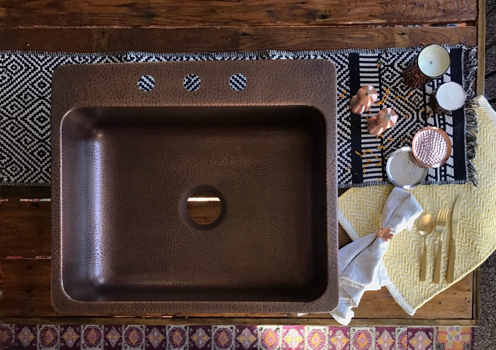 The Rosa And Thanksgiving Designing With The Sink In Mind