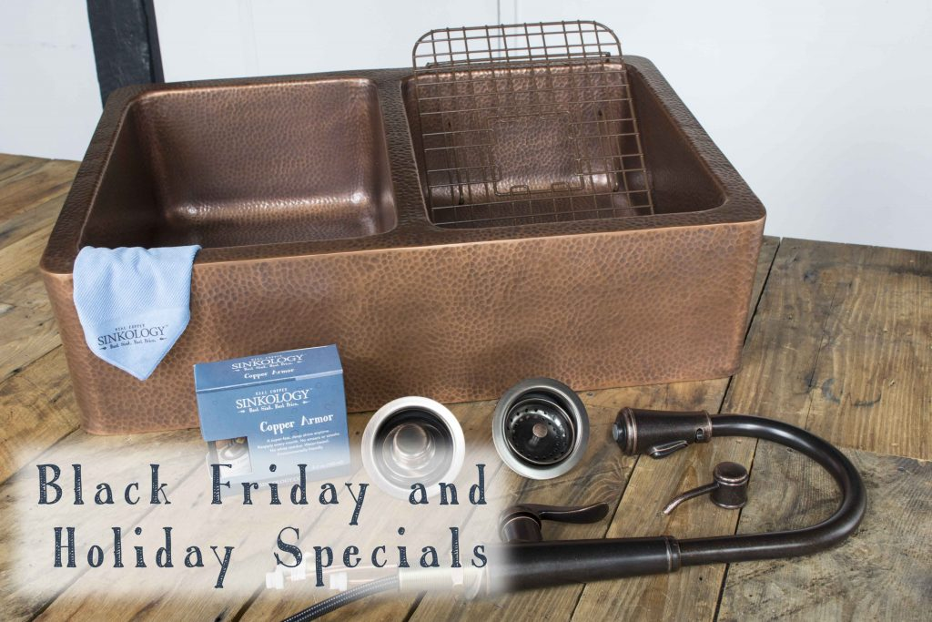 Black Friday And Holiday Sales Preview Sinkology Copper