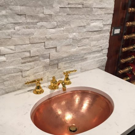 premium copper sinks for the kitchen and bathroom sinkology rh sinkology com copper sinks bathroom ideas copper sink bathrooms