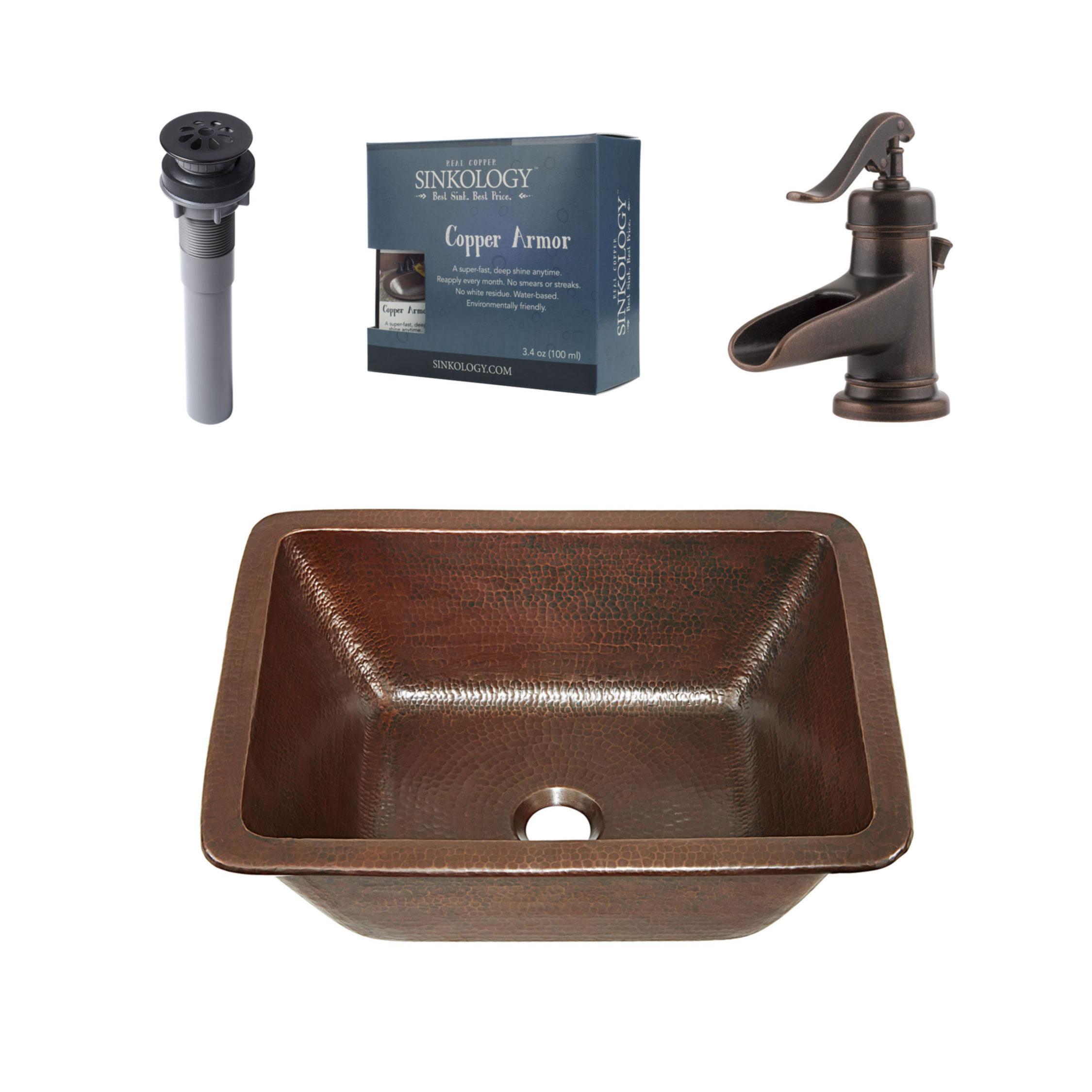 hawking all in one sink faucet design kit sinkology