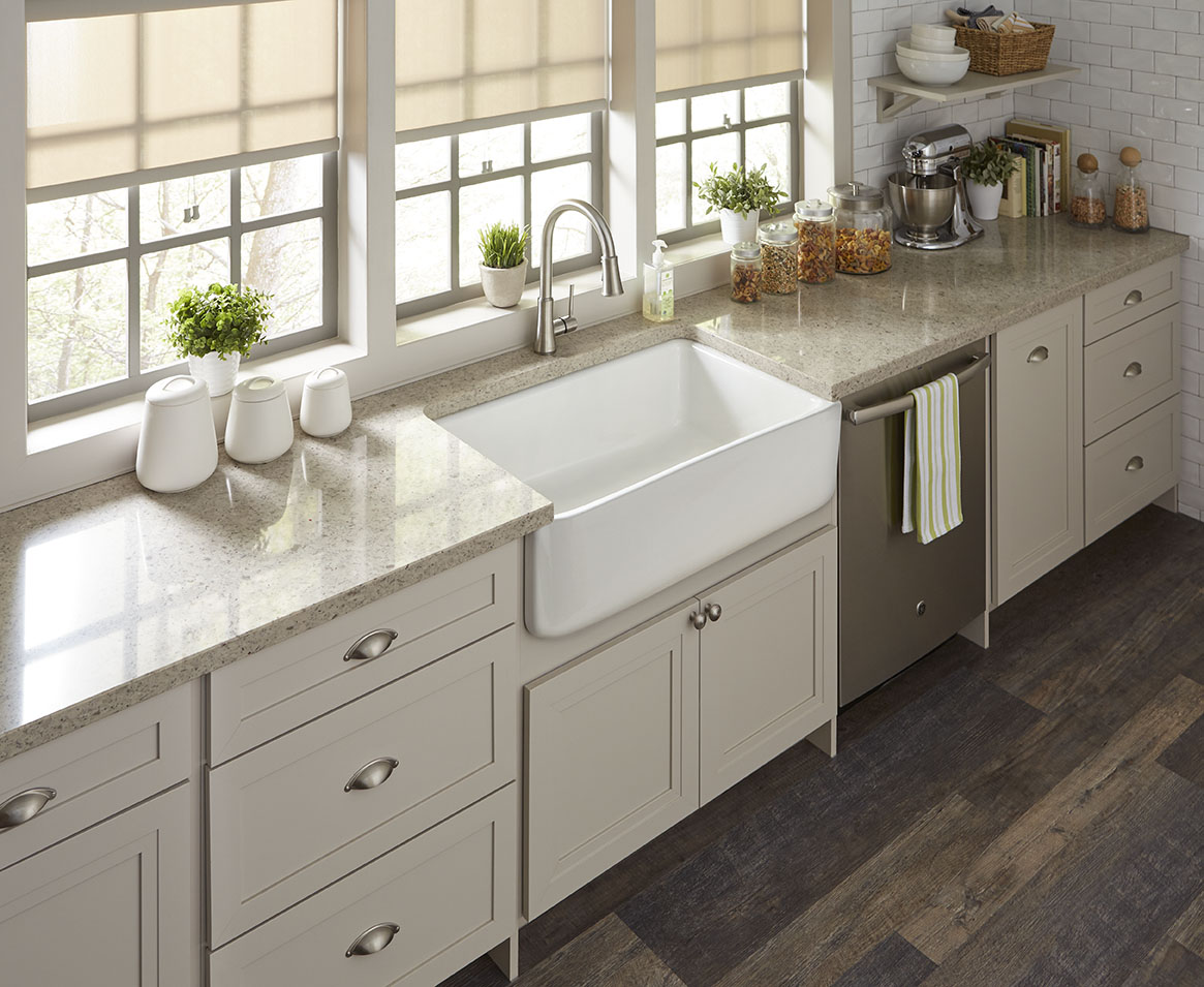 Farnhouse Kitchen Sink Designs on