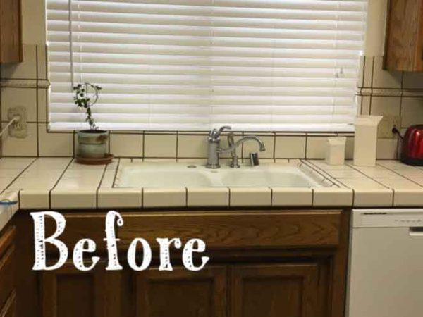 Before and After: Rockwell Copper Double Basin Farmhouse Sink