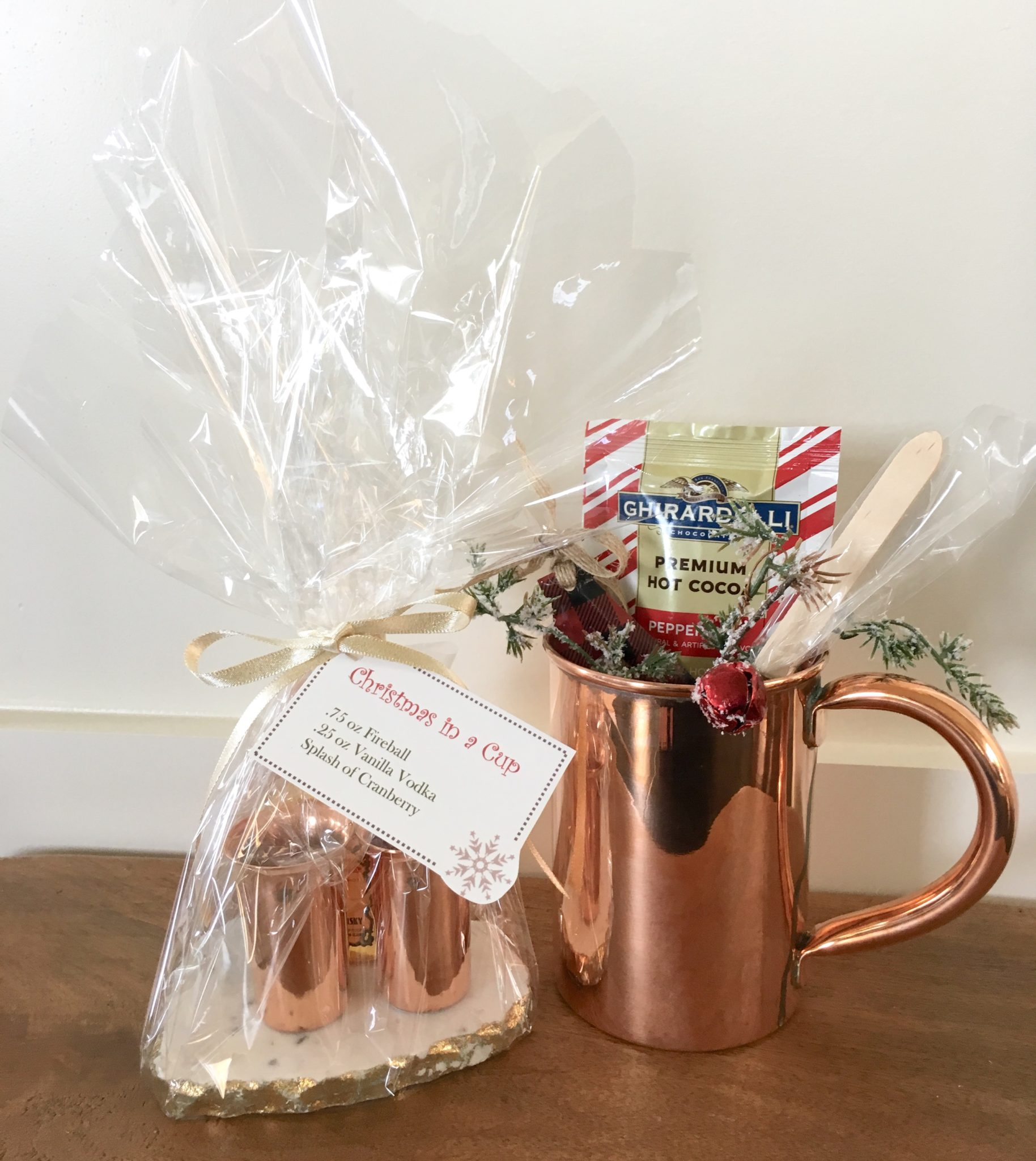 Easy Holiday Gifting with Sinkology Copper Bar Accessories - Sinkology