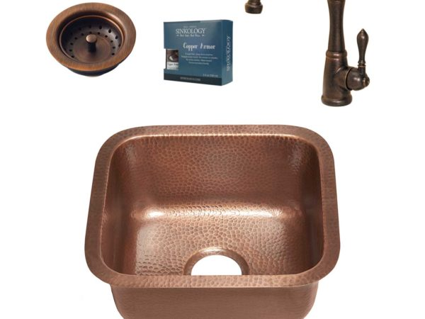 Sisley Undermount Sink Kit