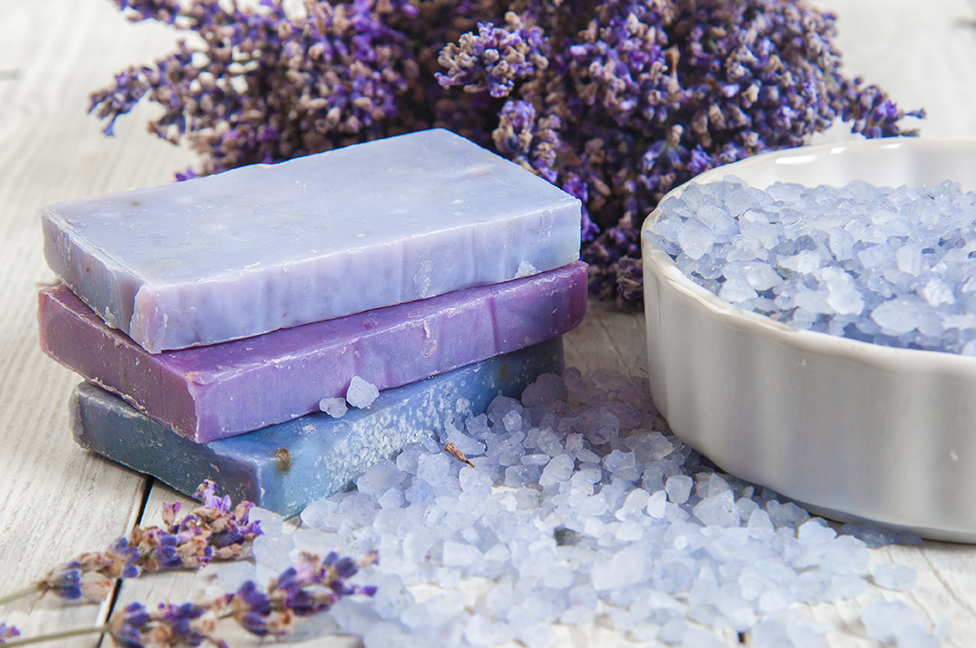soap-lavender-items-for-bath-spa