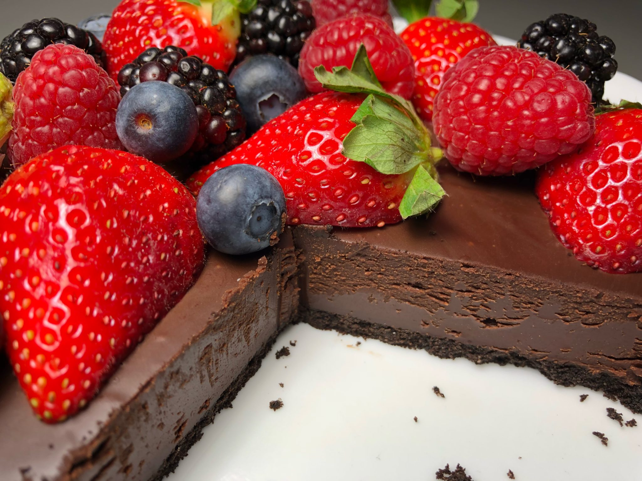 dark-chocolate-truffle-tart