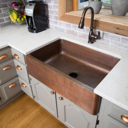 Copper Kitchen Sinks by Sinkology - Farmhouse, Drop-In ...