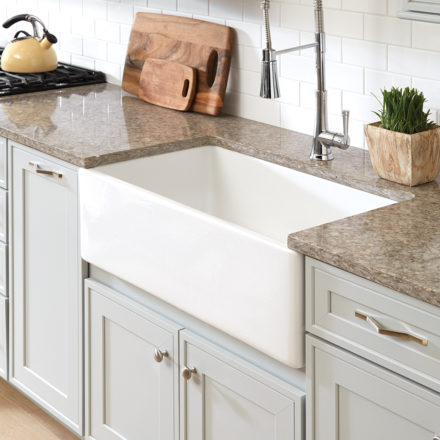 fireclay farmhouse kitchen sink - Farmhouse Kitchen Sinks
