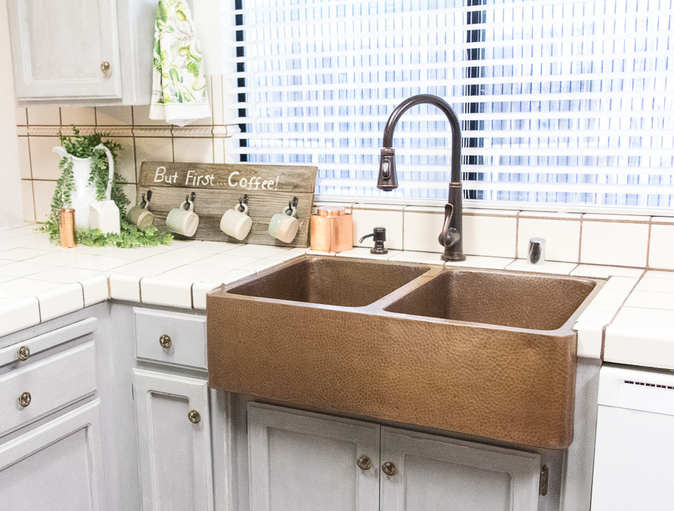 DIY-Sign-Copper-Kitchen-Sink