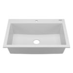 sinkology granite kitchen sink