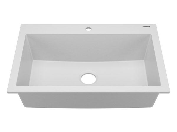 sinkology granite kitchen sink