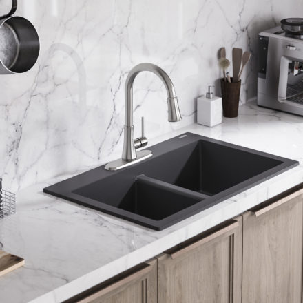 Granite Composite Kitchen Sinks - Sinkology