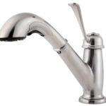 pfister stainless bixby faucet