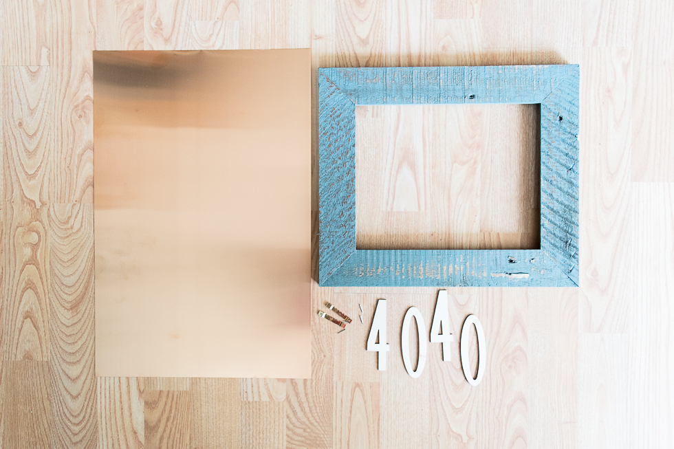 DIY-Address-Plaque