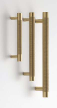 Schoolhouse-Knurled-Pull-Natural-Brass