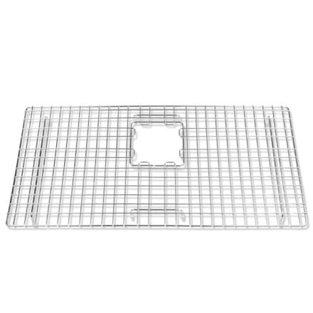 stainless steel single bowl sink grid