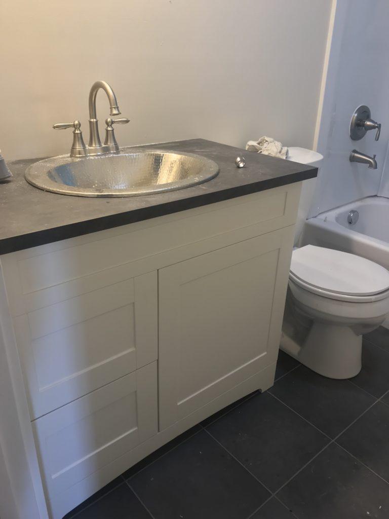 nickel-drop-in-bathroom-sink
