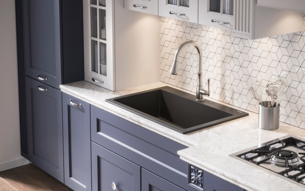 Give Your Sink A Granite Upgrade Sinkology