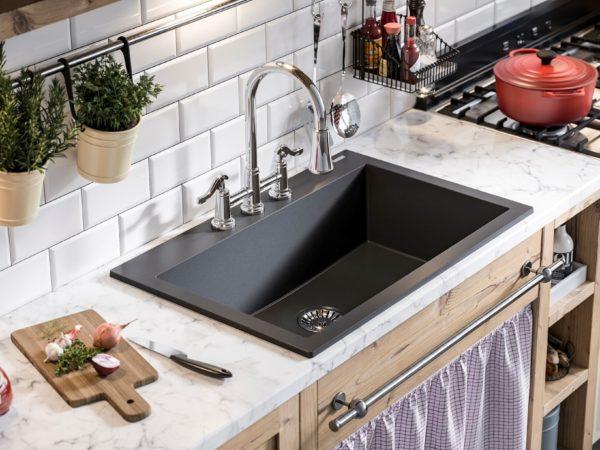 Top 5 Kitchen Sink Materials Sinkology