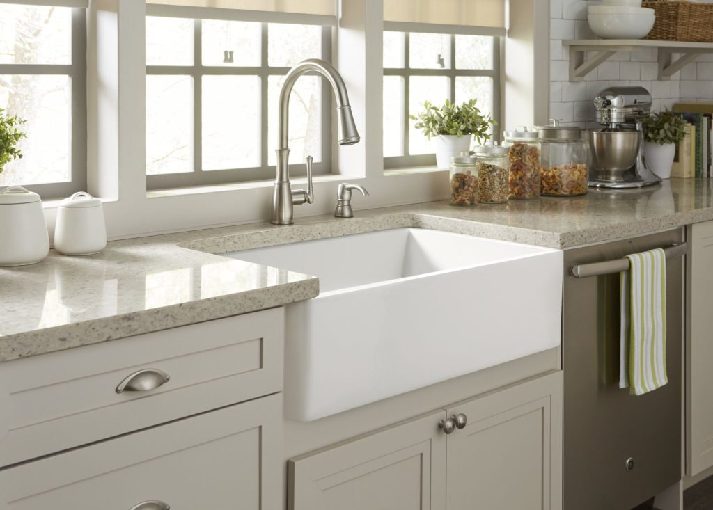 Top 5 Kitchen Sink Materials Sinkology