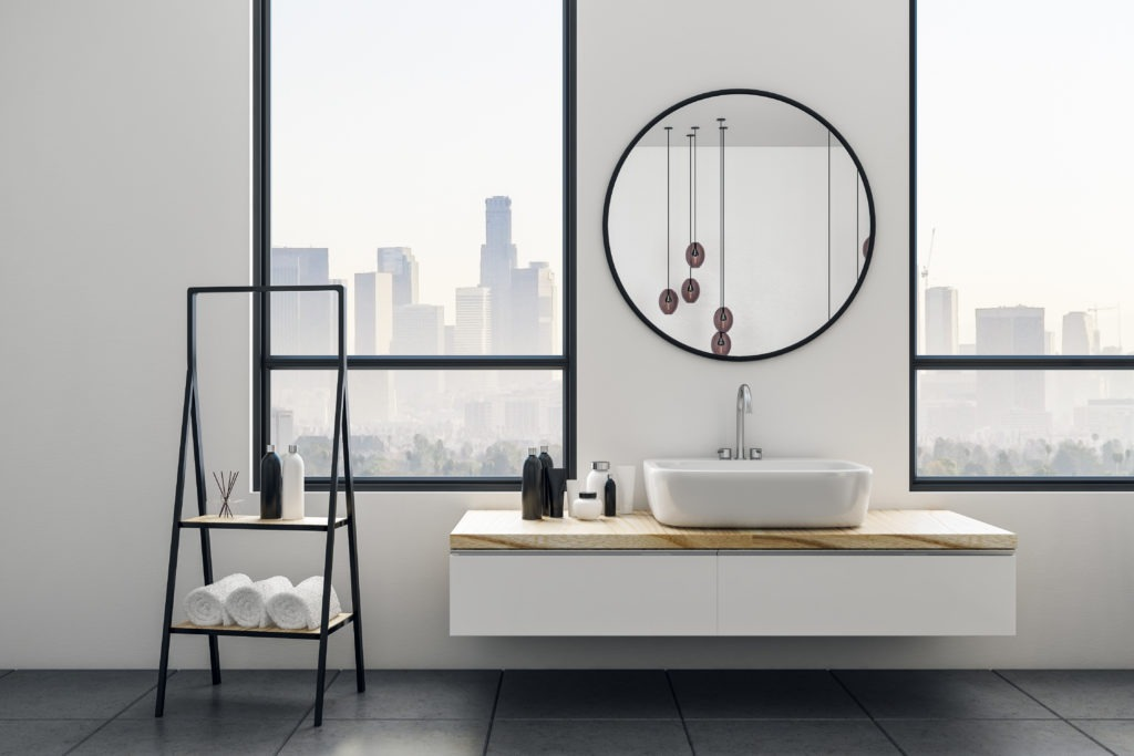 Select A Bathroom Mirror With A Designer S Eye Sinkology