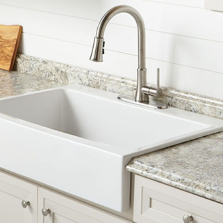 Josephine DropIn Fireclay Farmhouse Sink