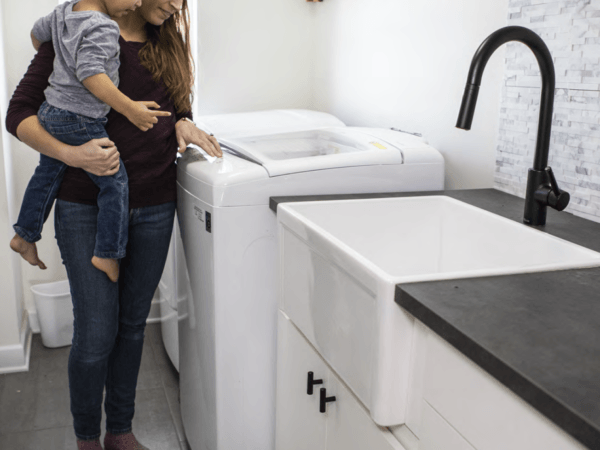Why Laundry Room Sinks Just Make Sense