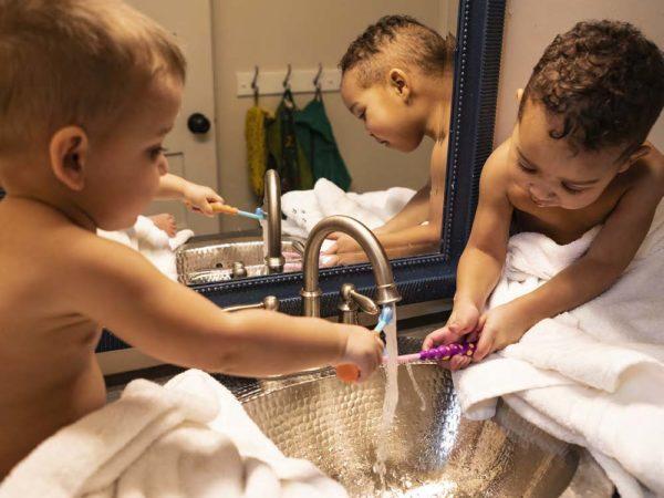 Kid's Bathroom 101