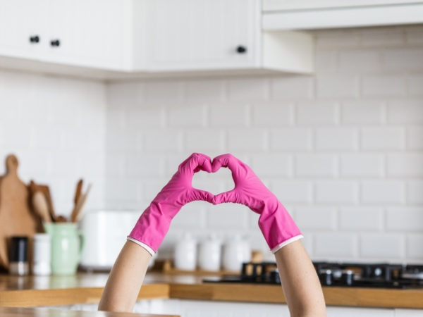 It's True: Clean Kitchens = Better Health