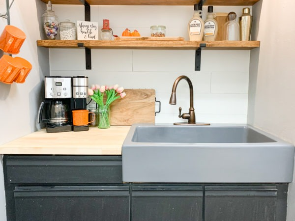 Office Kitchenette Renovation