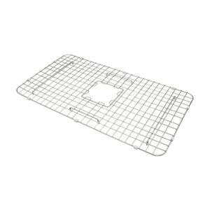 stainless steel bottom kitchen sink grid