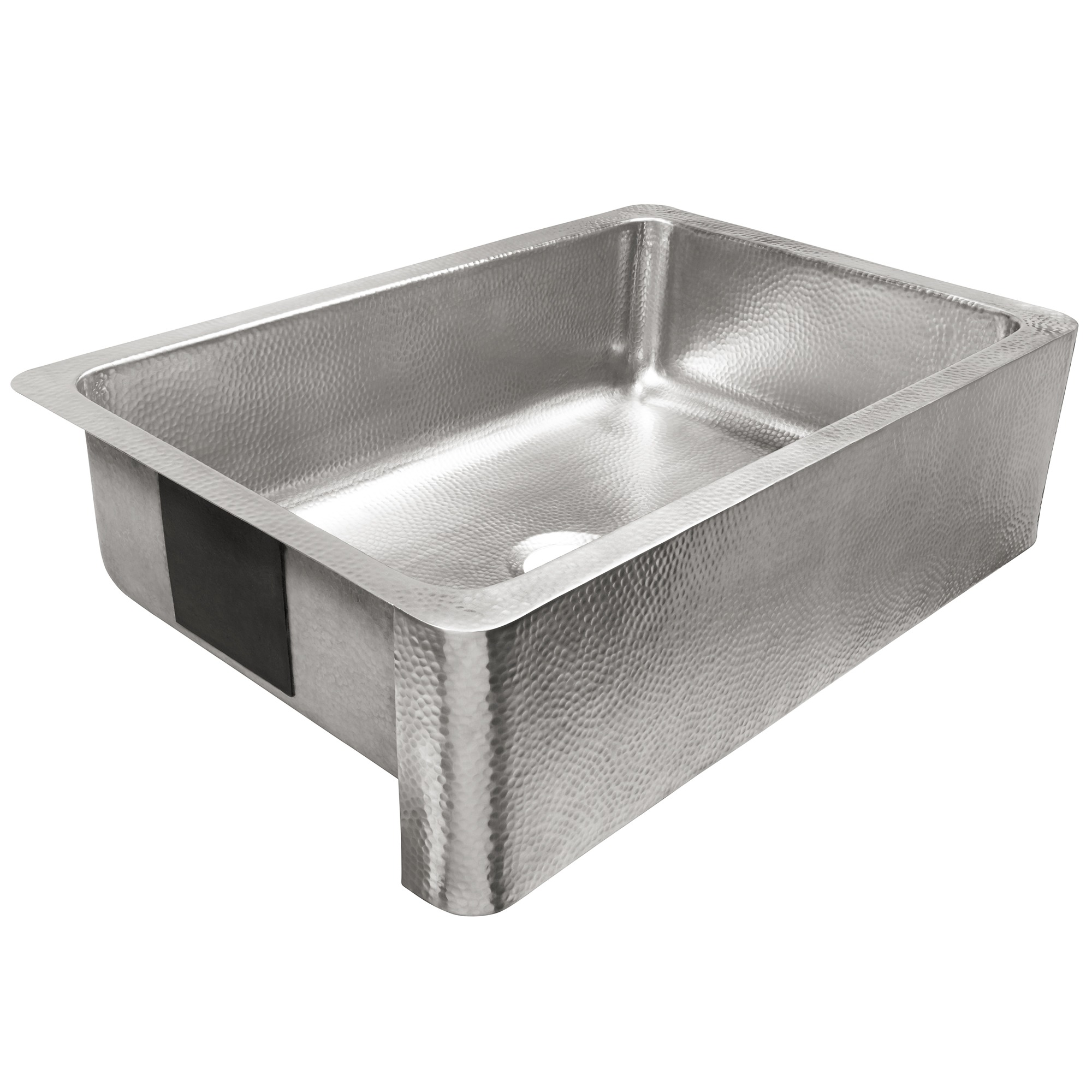 Percy Crafted Stainless Steel In Brushed By Sinkology