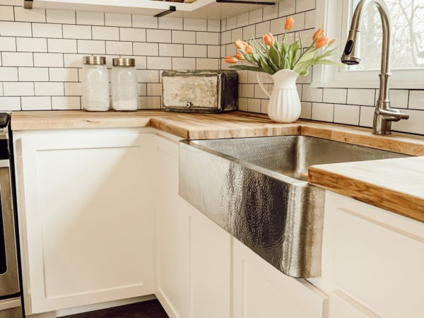 Crafted Stainless Farmhouse Dream