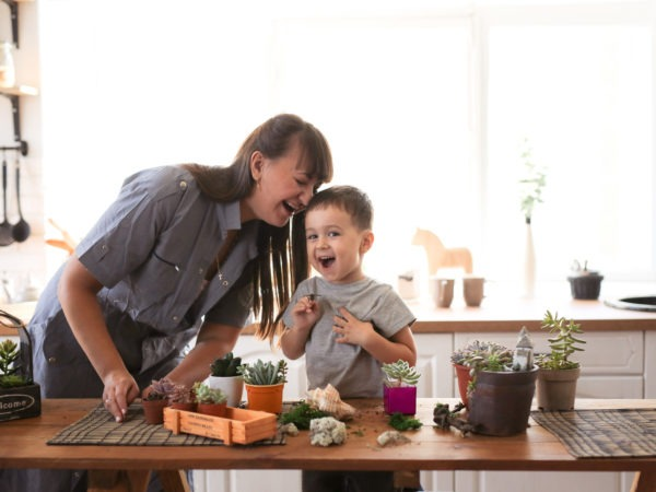 Spring Fun in your Family Kitchen