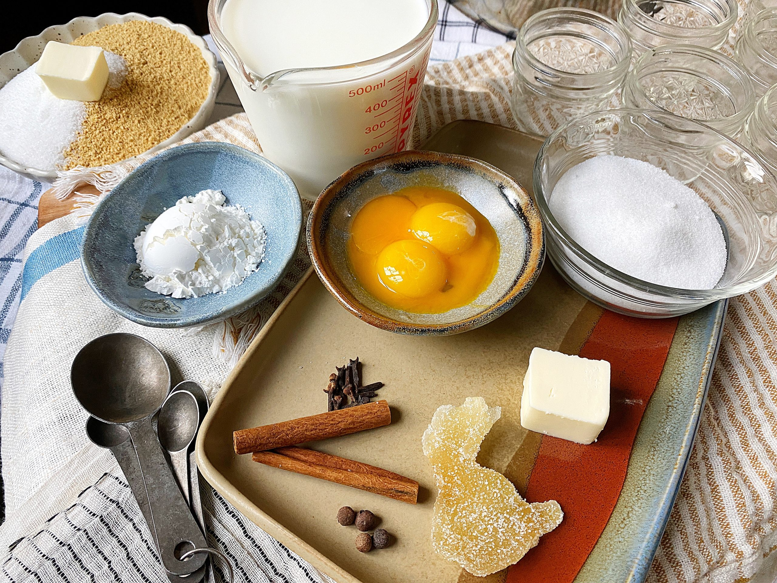 cream pie filling ingredients