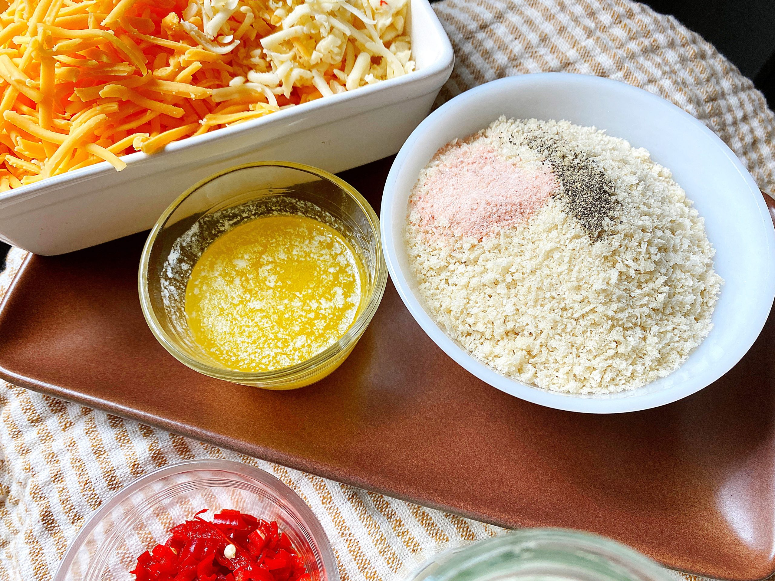 gratin topping ingredients