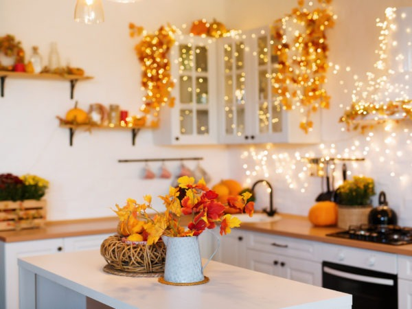 How To: Bring Fall Charm to your Kitchen